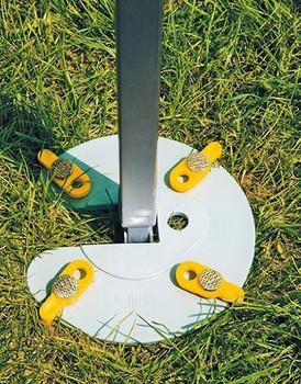 Fiamma Kit Awning Plate (98655-724)