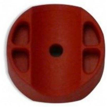 Fiamma Red Spacer Tab for Carry-Bike Bike Racks (98656-343)