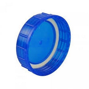Fiamma Replacement Large Blue Cap for Bipot 30, 34 & 39 Portable Toilet (98659-016)