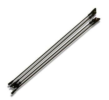 Khyam Igloo Black Porch Pole Pack