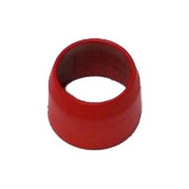 Fiamma 35mm Red Tube Sleeve for Carry-Bike Bike Racks (98656-265)