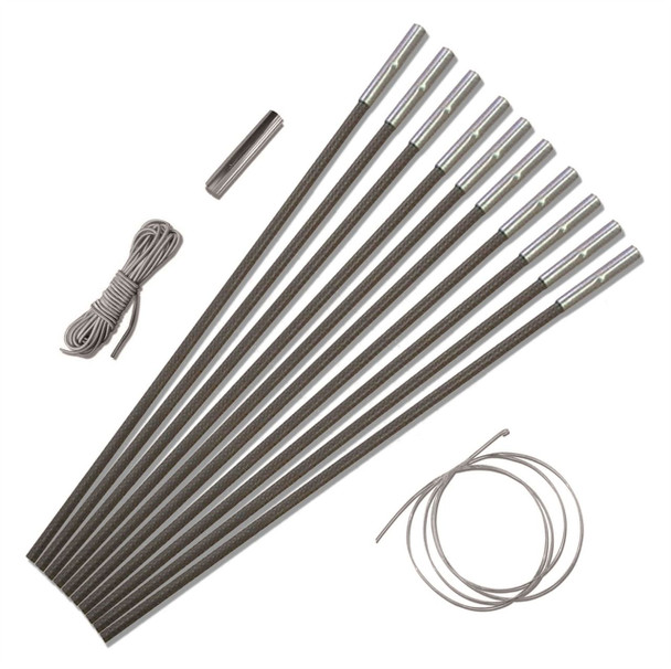 Universal 7.9mm Replacement Durawrap 10 Pole Pack