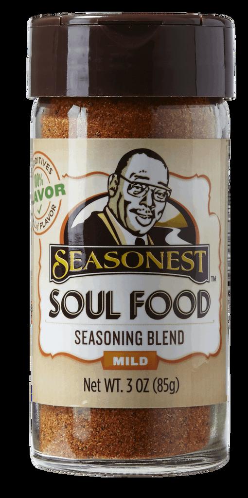 Seasonest Soul Food Mild Spice Blend