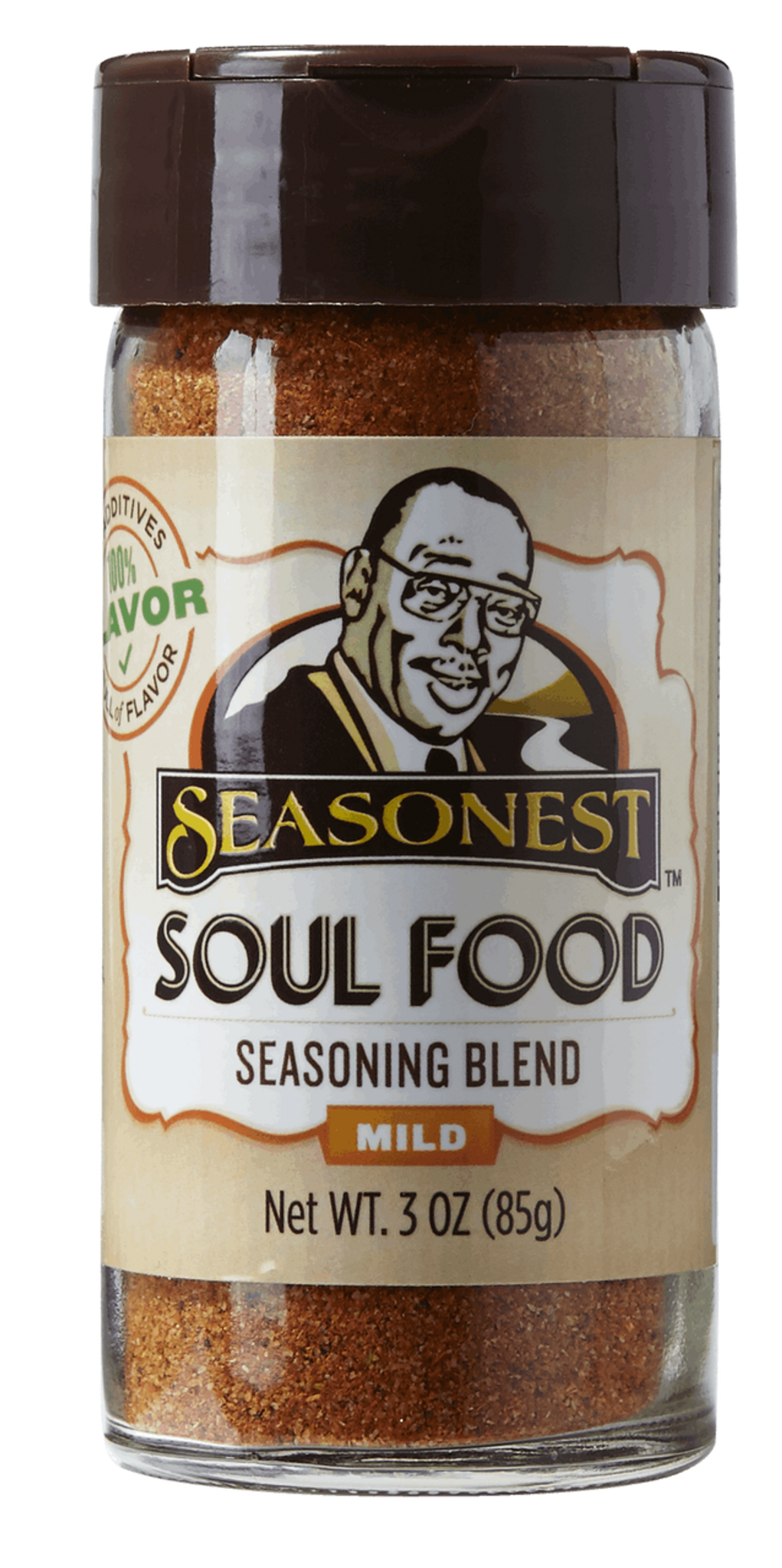 Seasonest Soul Food Mild Seasoning Blend