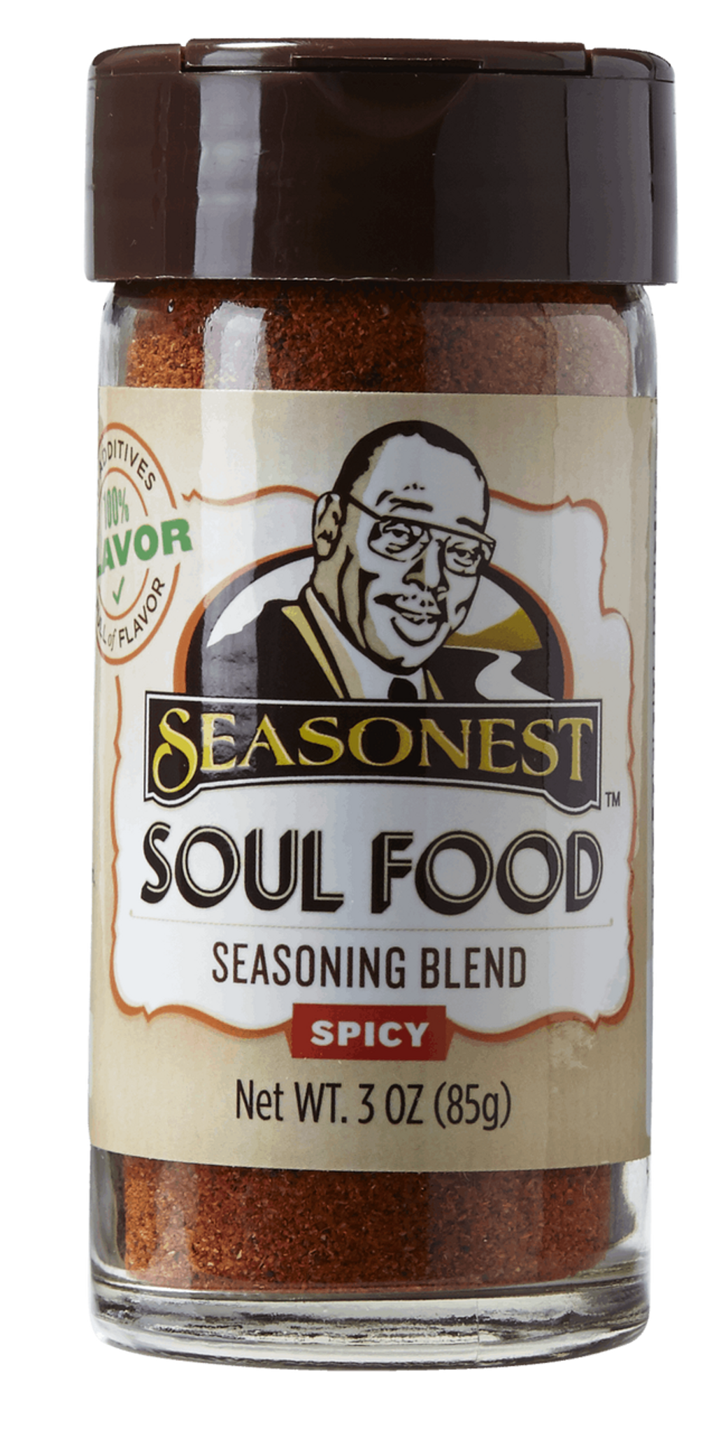 Seasonest Soul Food Spicy Seasoning Blend
