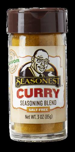 Seasonest Curry Salt-Free Spice Blend