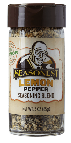 Seasonest Lemon Pepper Spice Blend