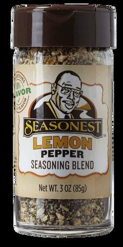 Seasonest Lemon Pepper Spice Blend