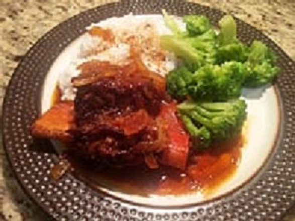 Slow Cooker Short Ribs made with Seasonest
