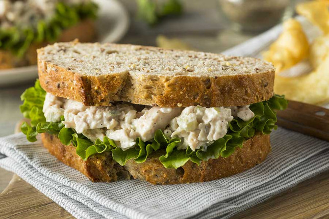 Chicken Salad Recipe That's Easy and Has Amazingly Good Taste