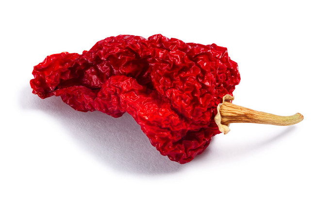 Hottest Pepper in the World is Just Plain Scary Deadly Hot
