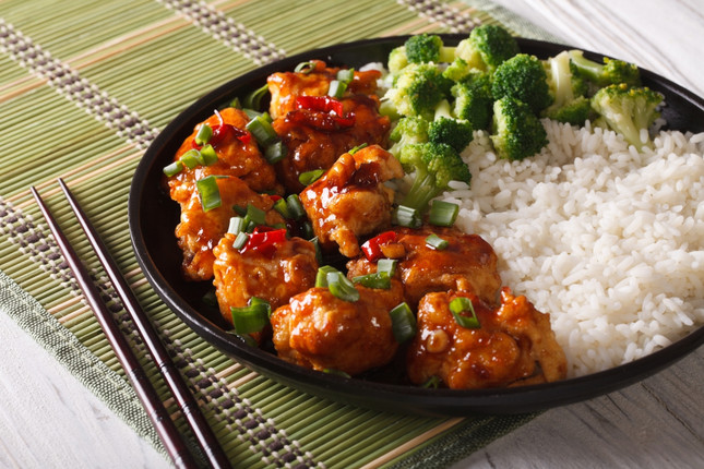 Spicy Chicken Recipe that Marries Sweet with Extreme Spiciness