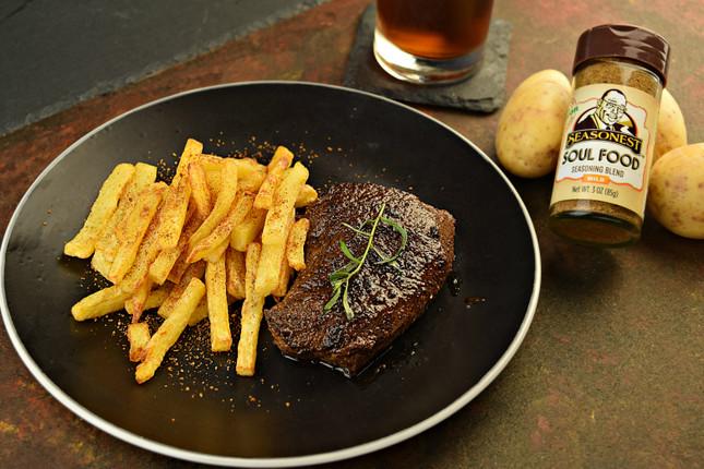 Pan-Seared Steak Recipe