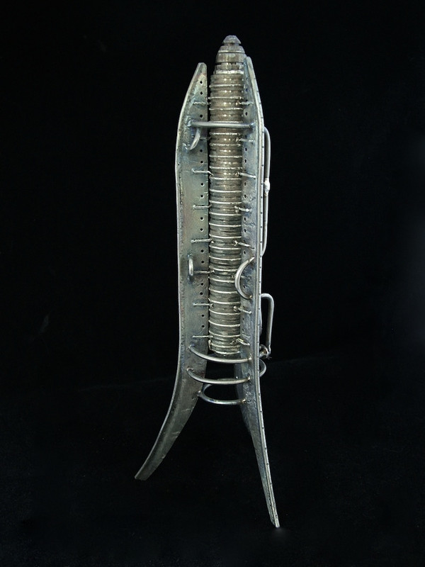 Ridiculous Vessel 27:  Rocketship  Em-Anna