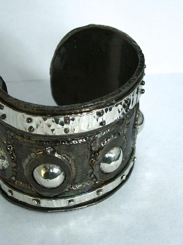 Space Western  cuff #1