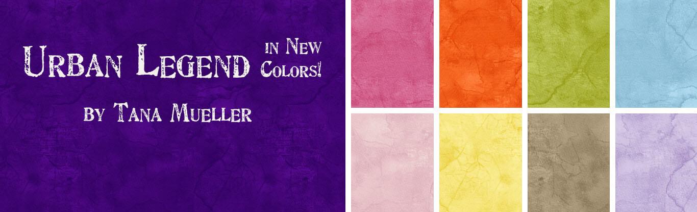 Urban Legend-New Colors