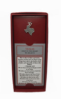 Texas Charm Packaged in our signature red box