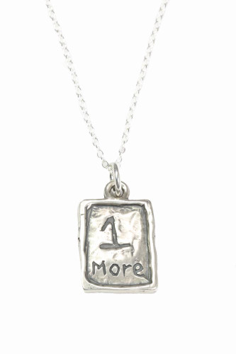 1 More for Jesus iTAG Necklace