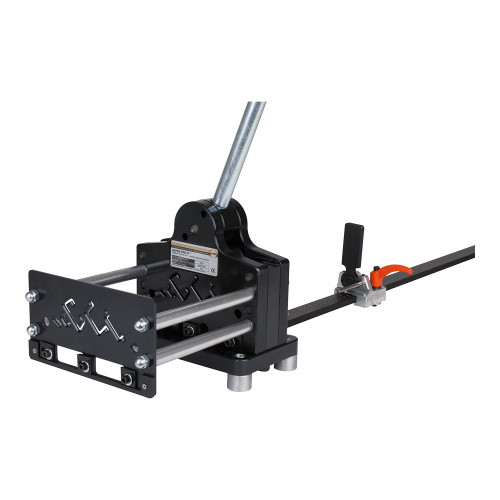 ALFRA PSG 5+ DIN Rail Cutting and Punching Unit for C-Rail (03001C)
