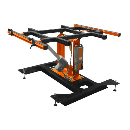 ALFRA AMTE 300 Adjustable Tilt Assembly Table (031003.US)