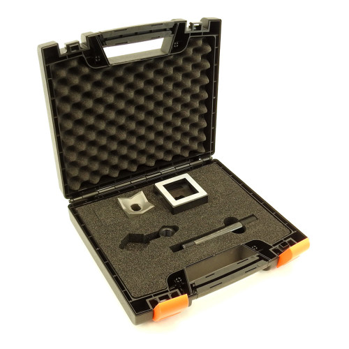 """ALFRA 013131  Square Punch, Die and Screw Set 1 13/16"""" DIA, 1/16 DIN [REPLACEMENT FOR PN 01312]"""