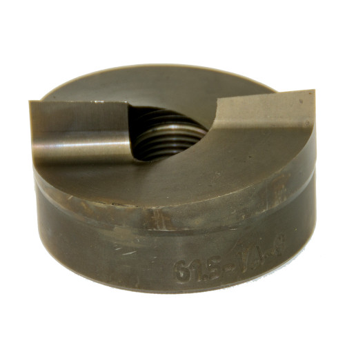 "ALFRA 01564-ST TwinCut Round Punch 2-3/8"" DIA"