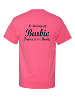 Team Barbie 4200 Unisex Adult and Youth Tee