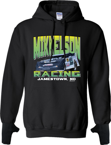 Mikkelson Racing Soft Handcuff Hoodie