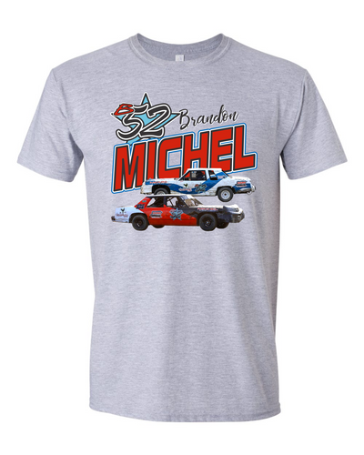 Michel Racing Soft T-shirt