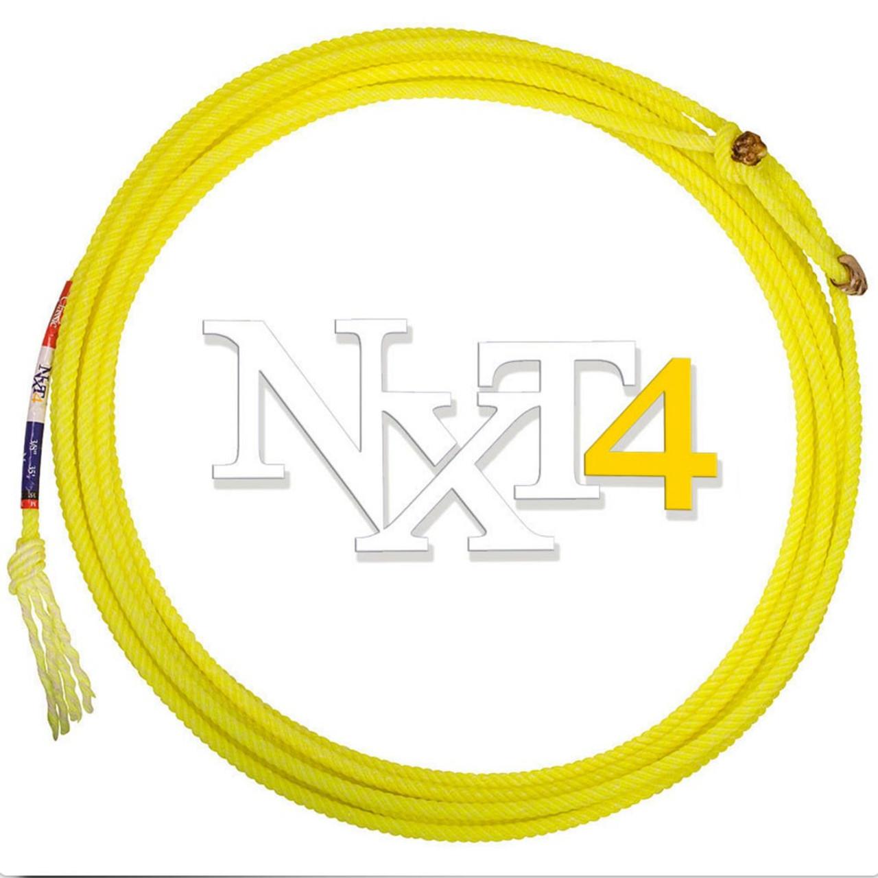 Rattler NXT4 - Heel Rope 3/8 35' (7656)