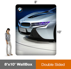 WallBox 8'x10' - Double Sided
