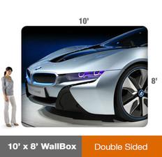 10x8' Wallbox Display - Double Sided