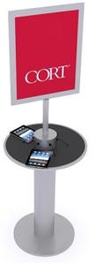 Juicer Cell Phone Charging Kiosk