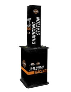 Juicer Cube Charging Kiosk