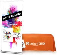 Page Turner Display Package