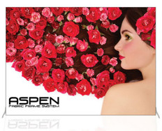 10ft Aspen SEG Frame Display