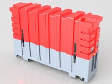 55-70 Monitor Case - Single