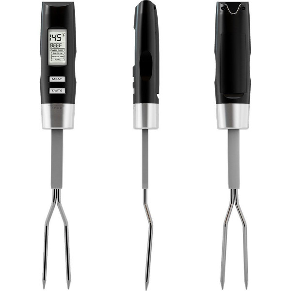 Digital Food Thermometer Probe Temperature Kitchen Cooking BBQ Meat Turkey