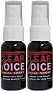 Clear Voice Strawberry Lemonade 2 Bottle Special