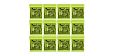 Ernie Ball 2221 Regular Slinky Strings 10-46 12 Pack Special