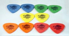 Dunlop Tortex Variety Pick Pack 10 Picks Total