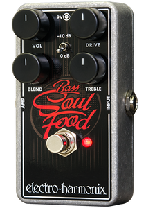 Electro-Harmonix Bass Soul Food Overdrive Pedal