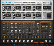 Image Line Drumaxx Percussion Modeling Instrument