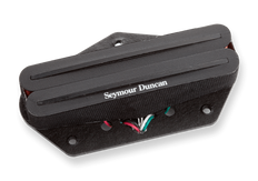 Seymour Duncan STHR-1B Hot Rails Tele Bridge Pickup  *Black*