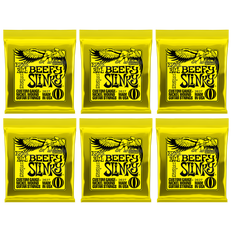 Ernie Ball 2627 Beefy Slinky Strings 11-54 Buy 5 Get 1 Free