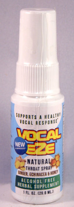 VocalEze Vocal Eze All Natural Throat Spray