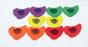 Dunlop Tortex Fins Variety Pack, 10 Picks Total