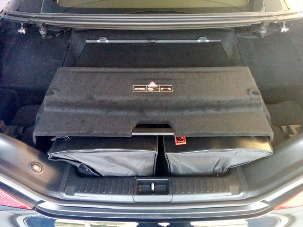 Mercedes-Benz SL Luggage Bags ( R231 - 2012+)