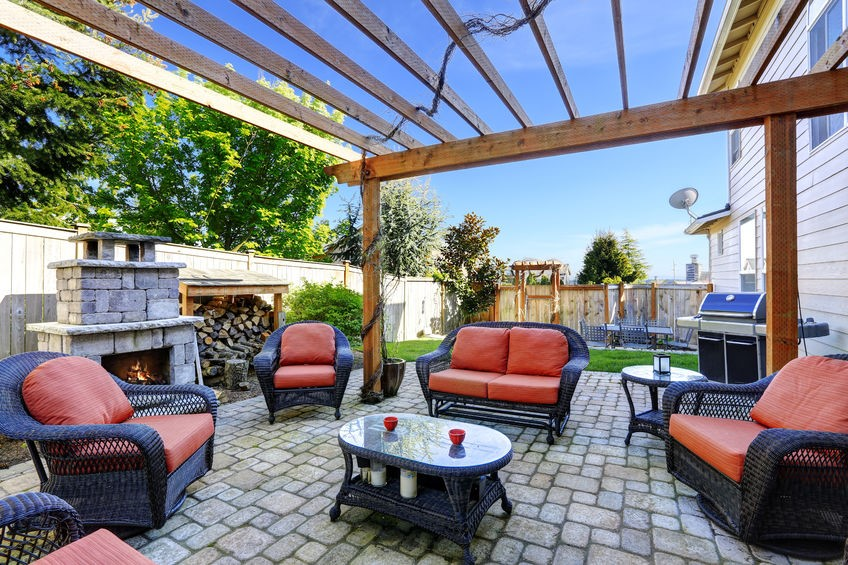 Patio Buying Guide-Measuring