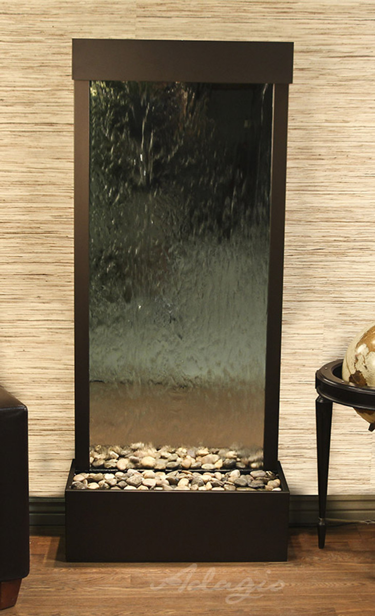 Adagio Harmony River Floor Fountain Flush Mount